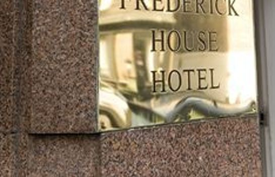 Information The Frederick House Hotel