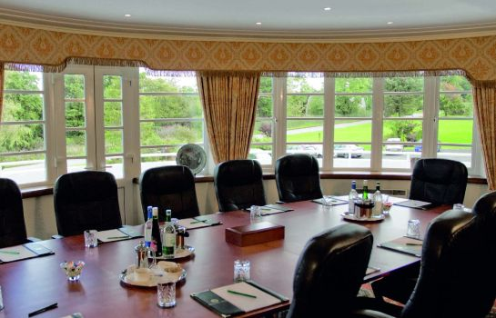 Conference room Macdonald Drumossie Hotel