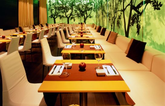 Restaurante Golden Apple Boutique Hotel