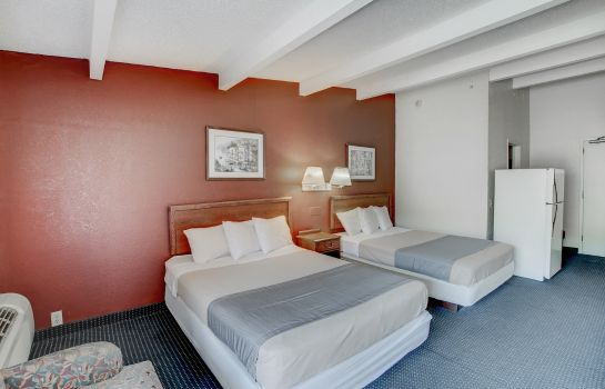 Pokój Americas Best Value Inn Whippany