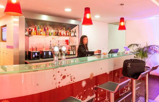 Hotel bar ibis Aulnay Paris Nord Expo