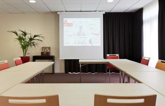 Conference room ibis Aulnay Paris Nord Expo