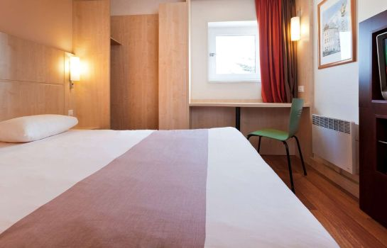 Zimmer ibis Aulnay Paris Nord Expo