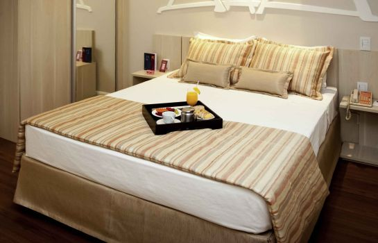 Suite Junior Mercure Brasilia Lider Hotel