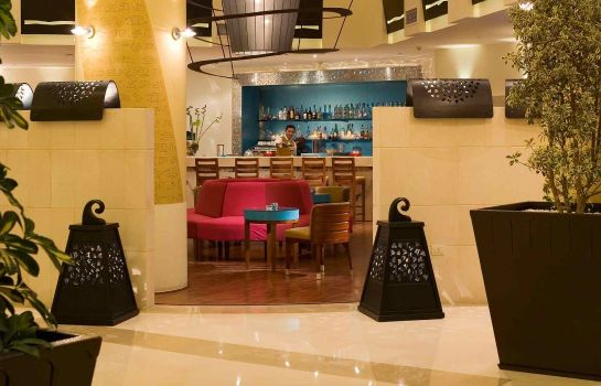 Bar hotelowy Novotel Cairo 6th of October
