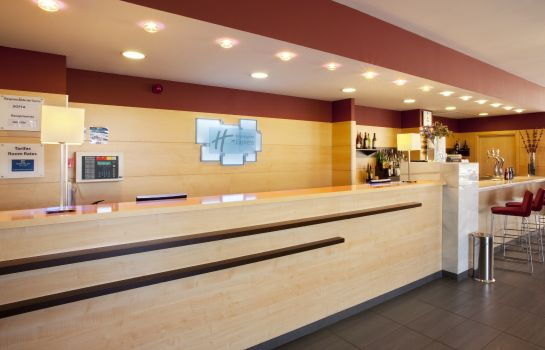 Hotelhalle Holiday Inn Express MALAGA AIRPORT