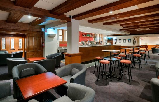 Hotel bar ibis Styles Melbourne The Victoria Hotel
