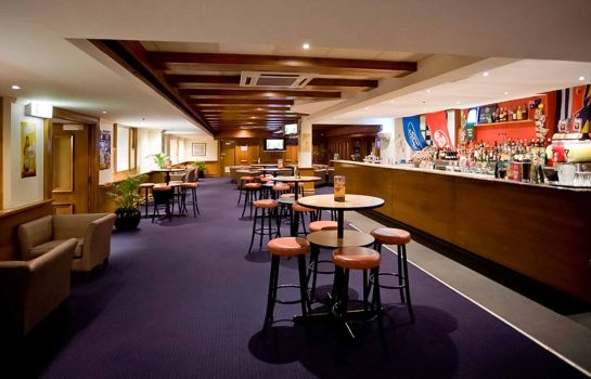 Hotelhalle ibis Styles Melbourne The Victoria Hotel