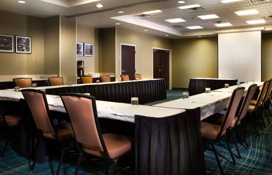 Conference room SpringHill Suites Dallas DFW Airport North/Grapevine