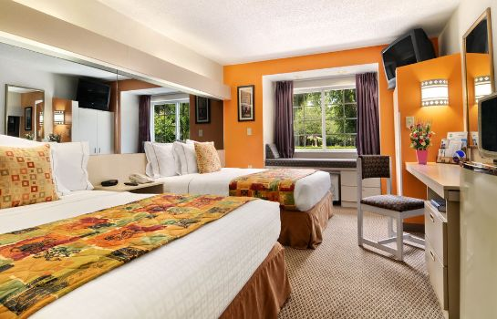 chambre standard Hometown Inn & Suites Jacksonville - Butler Blvd./Southpoint