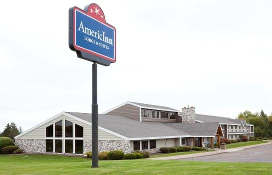 Exterior view AmericInn Lodge & Suites Two Harbors Near Lake Superior