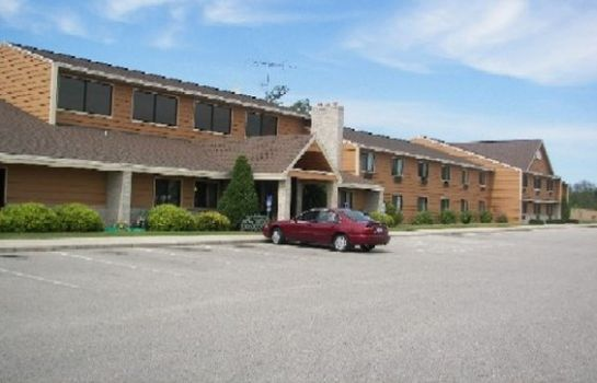 Vista exterior Boarders Inn and Suites by Cobblestone Hotels Wautoma