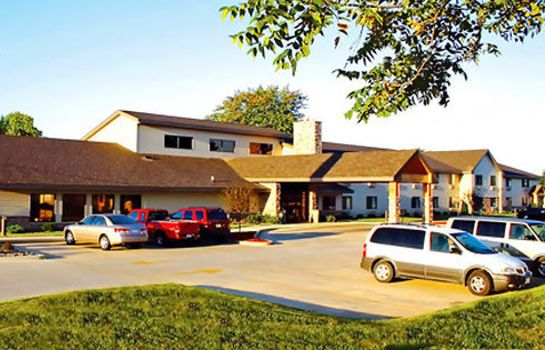 Buitenaanzicht Quality Inn & Suites New Prague