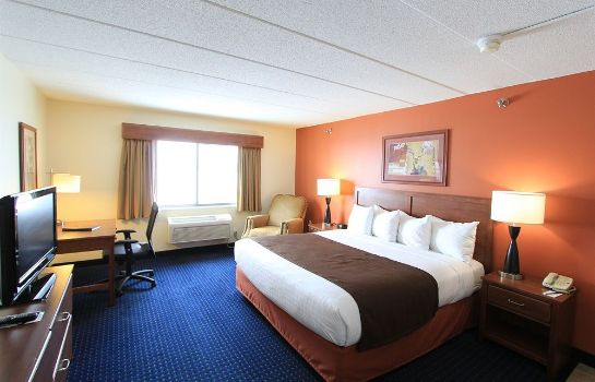 Chambre individuelle (confort) AmericInn by Wyndham Cedar Rapids/CID Airport AmericInn by Wyndham Cedar Rapids/CID Airport
