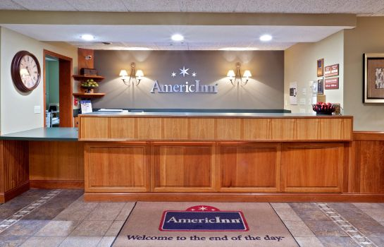 Hotelhal AmericInn Madison