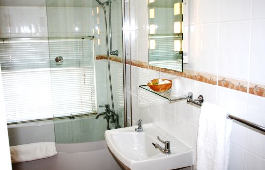 Bagno in camera Ilfracombe House