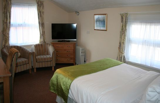 Double room (standard) Ilfracombe House