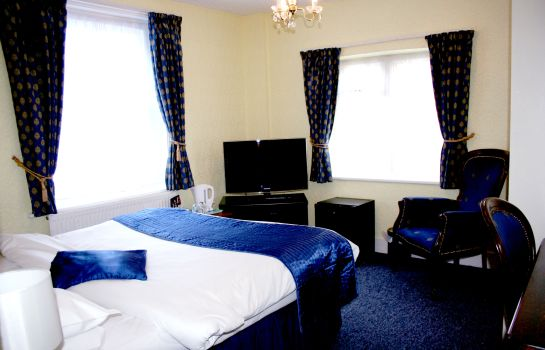 Double room (superior) Ilfracombe House