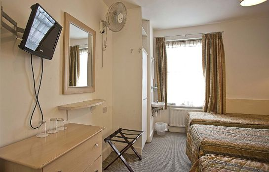 chambre standard Hotel Earls Court