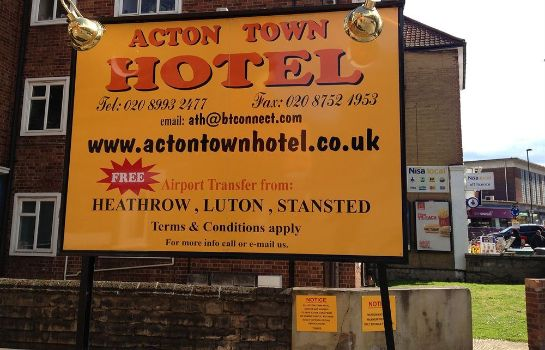 Info Acton Town Hotel