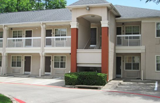 Exterior view Extended Stay America Dallas Coit Road