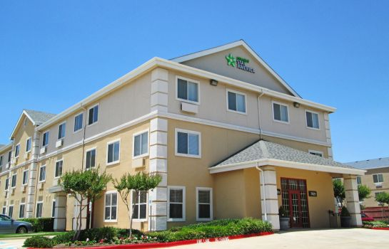Vue extérieure Extended Stay America DFW Dall