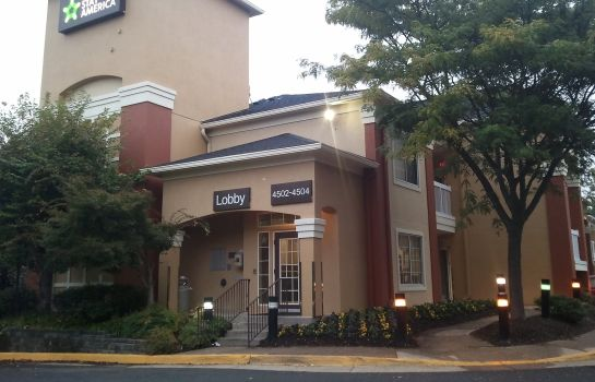 Außenansicht DC - Chantilly Extended Stay America - Washington