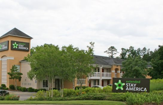 Exterior view EXTENDED STAY AMERICA PERIMETE