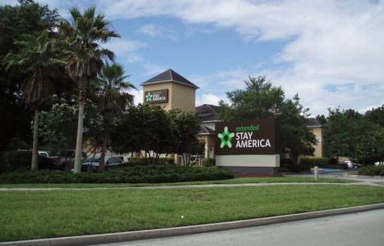Außenansicht Extended Stay America - Jacksonville - Southside - St Johns Towne Ctr