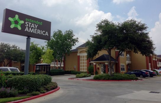 Exterior view Extended Stay America Fannin S