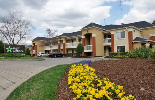 Buitenaanzicht Extended Stay America - Nashville - Airport - Music City
