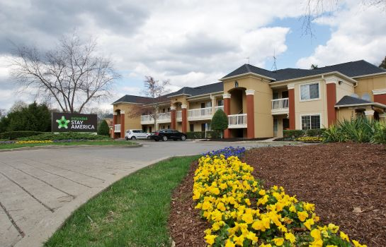 Außenansicht Extended Stay America - Nashville - Airport - Music City