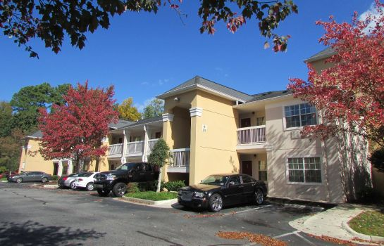 Vue extérieure Extended Stay America Atlanta Perimeter Hammond Dr