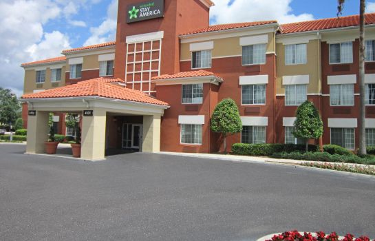 Vista exterior Extended Stay America Southpk