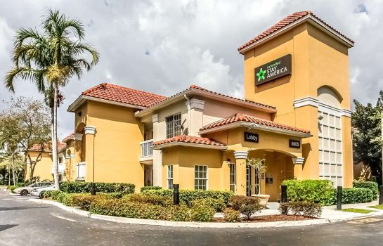 Vista exterior Extended Stay America Blue Lag
