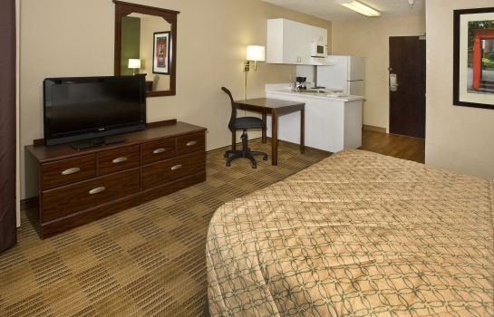 Chambre Extended Stay America Blue Lag