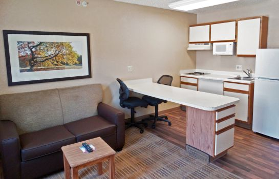 Chambre Extended Stay America DFW Dall