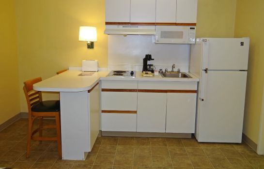 Habitación Extended Stay America - Durham - University - Ivy Creek Blvd