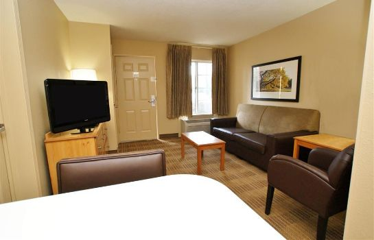 Zimmer Extended Stay America Durham