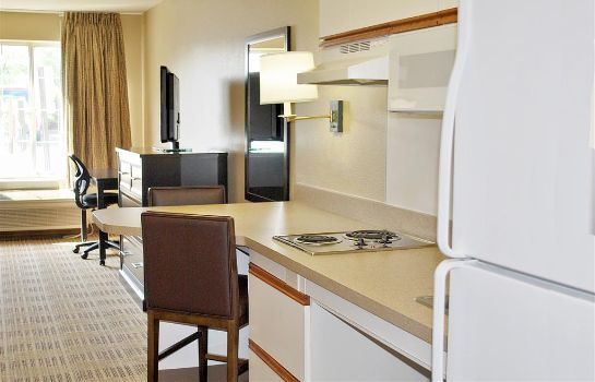 Zimmer Extended Stay America Fremont