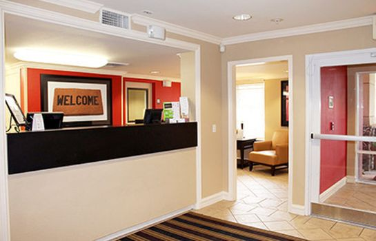 Hotelhalle Extended Stay America Galleria