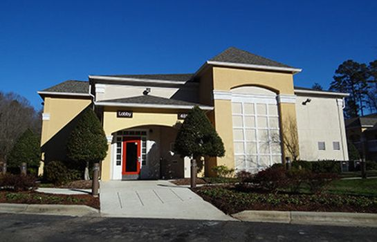 Vista esterna Extended Stay America - Raleigh - Crabtree Valley