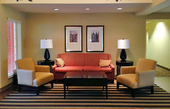 Hotelhalle Extended Stay America - Jacksonville - Salisbury Rd - Southpoint