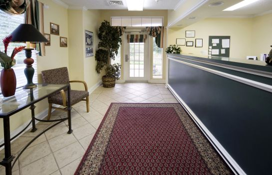 Hotelhalle Extended Stay America - Jacksonville - Southside - St Johns Towne Ctr