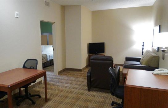 Zimmer Extended Stay America Frankfor