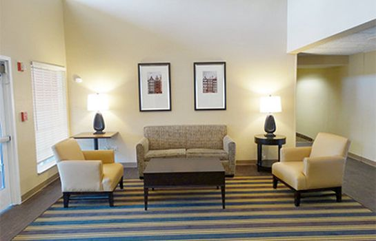 Hotelhalle EXTENDED STAY AMERICA PLANO PA
