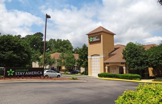 Vista exterior Extended Stay America - Raleigh - North - Wake Forest Road