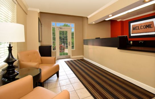 Vestíbulo del hotel Extended Stay America - Raleigh - North - Wake Forest Road
