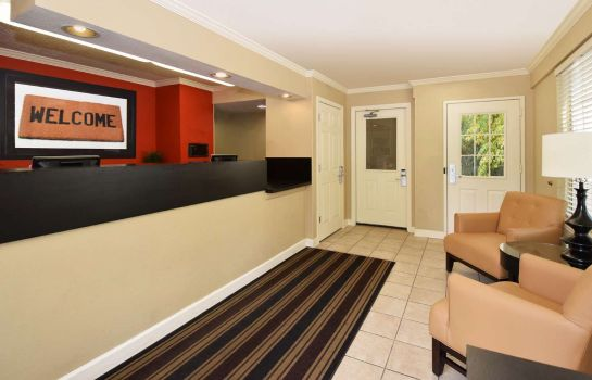 Hotelhalle Extended Stay America - Raleigh - North - Wake Forest Road