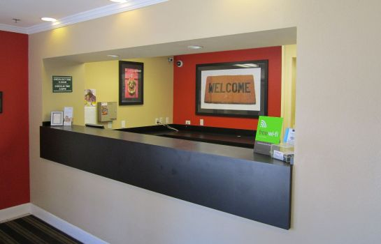 Hotelhalle EXTENDED STAY AMERICA OLD TOWN